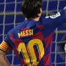 Messi scores as Barcelona go five points clear in La Liga
