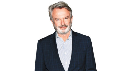 Sam Neill:  'If I've got a project, I don't have time to think about how depressed I am.'