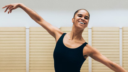 Ballet star Misty Copeland picks up the sword for Sylvia