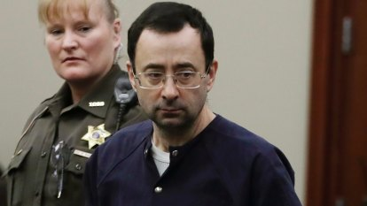 USA Gymnastics offers $215 million settlement to Larry Nassar victims
