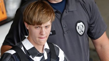 Dylann Roof massacred nine African American worshippers as they prayed in a Charleston church.