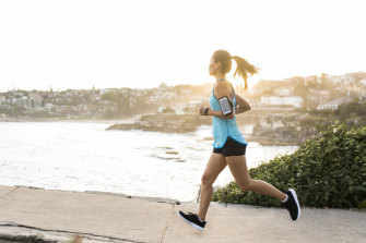 Some research with athletes suggests that paying close attention to your body and its mechanisms may be the wrong way to make moving feel easier.
