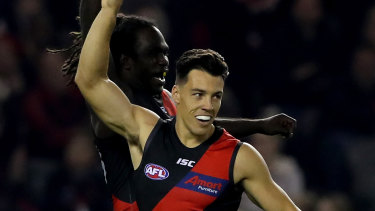 Dylan Shiel has not been ruled out of Sunday's clash with Carlton.