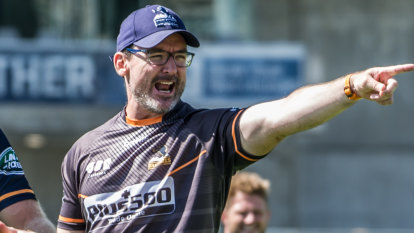 'I can't wait to get stuck in': McKellar to join Wallabies as forwards coach