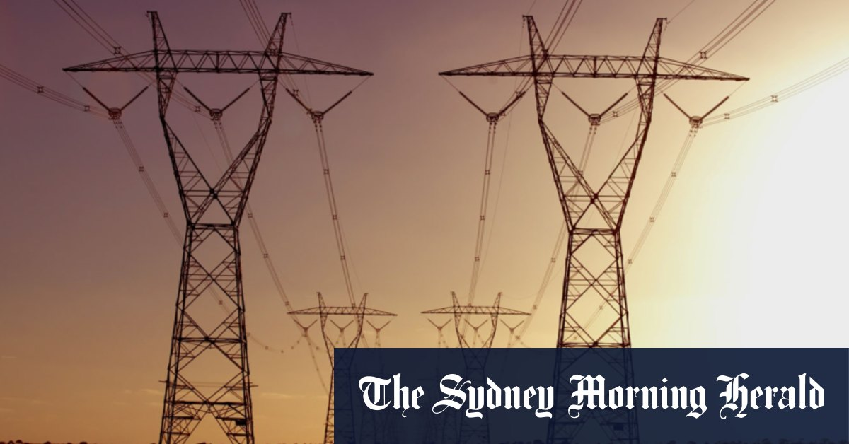 TransGrid funds 900km power link to lift renewables as coal's end nears – The Sydney Morning Herald