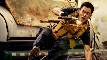 Wolf Warrior II has become the most popular movie in Chinese cinematic history.