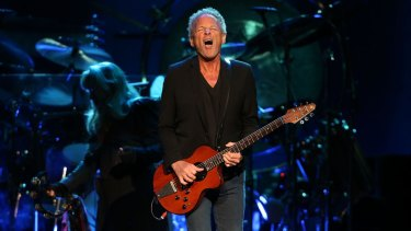 Lindsay Buckingham says his departure from the band was not his doing or choice.
