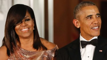 Barack and Michelle Obama are producing shows for Netflix.