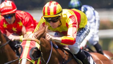 Jockey Koby Jennings has been granted special approval to switch riding pools during the coronavirus crisis.