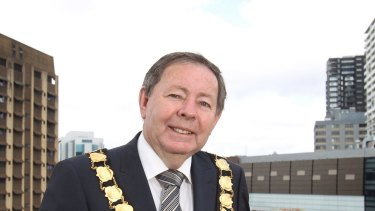 Former Parramatta lord mayor Paul Garrard, wants members to select an initial Parramatta Leagues board.