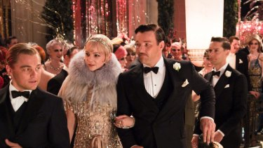 Carey Mulligan in the 2013 take of the Great Gatsby.