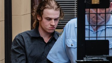 Daniel Chapman killed his father after an argument over his computer use.