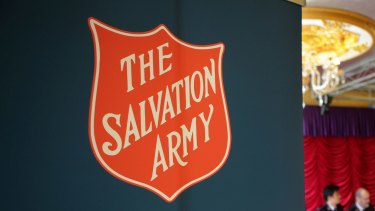The Salvation Army has stopped handing out food and blankets at night on weekends in Perth.