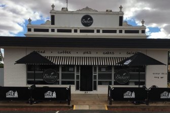 A bakery in Wycheproof, in north-west Victoria, is among the latest exposure sites.