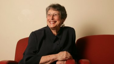 The Centre for Youth Literature's founder, the late Agnes Nieuwenhuizen.