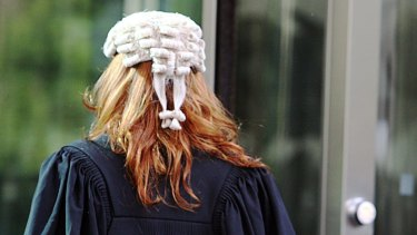 The use of the wig is in decline in Victoria, with only a handful of judges now wearing them.