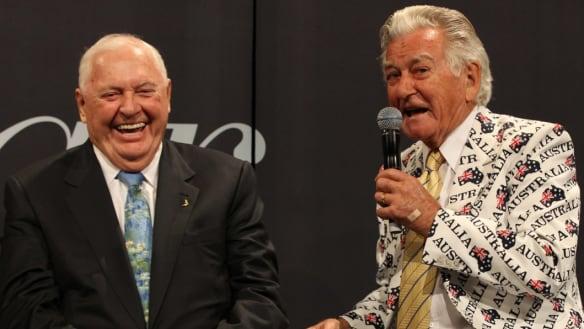 Good news for Australian sport ... we may have hit rock bottom