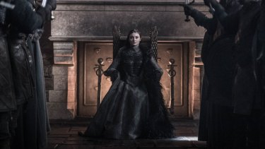 All hail Game of Thrones ... HBO takes the lead in the Emmy nominations.