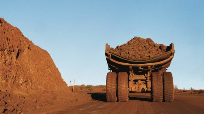 Federal budget to get multibillion-dollar boost from surging iron ore price