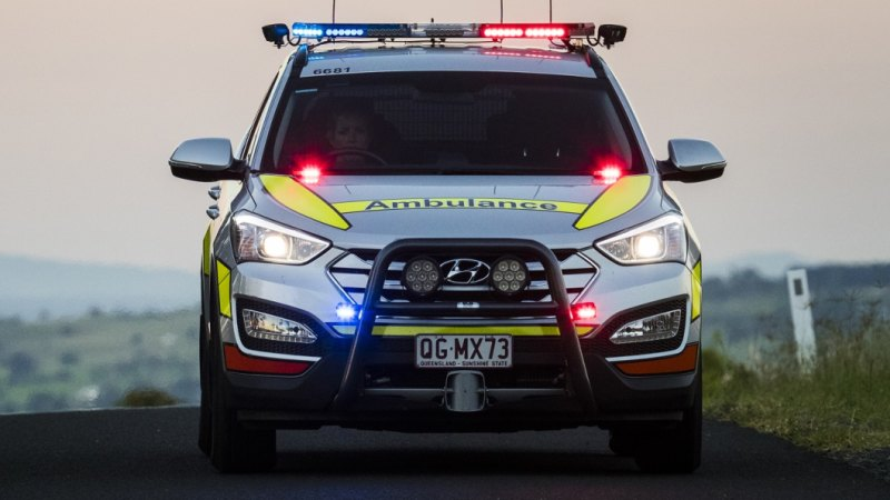 Man crushed by bobcat south of Toowoomba dies in hospital