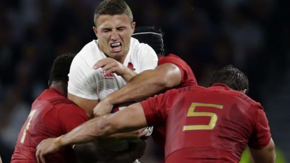 Sam Burgess slams England squad 'egos' over 2015 World Cup flop