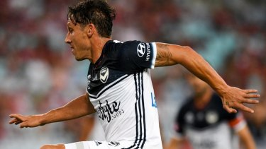 Mark Milligan is looking for a new club, but a return to Victory is understood to be unlikely.