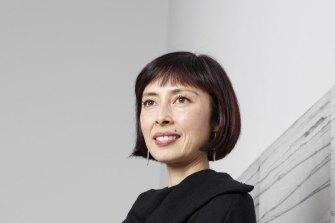 Melissa Chiu, curator at the Hirshhorn Museum & Sculpture Garden.