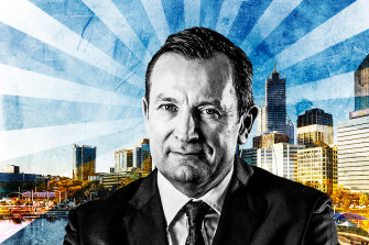 Premier Mark McGowan is expected to be re-elected on March 13.