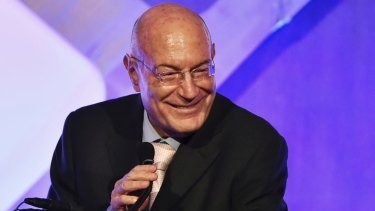 Producer Arnon Milchan was a business associate of James Packer.
