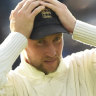 England all out for 183 on opening day of India Test series