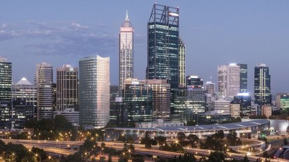 $1 billion plan to transform Perth's skyline revealed