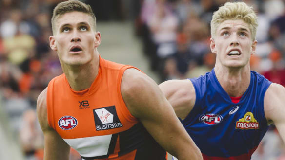 Ruckman Lobb out in big blow for Giants