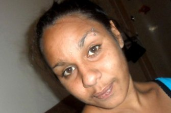 Ms Dhu died after she was held at South Hedland police station .