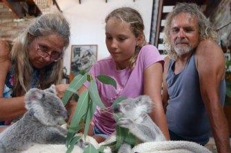 Netflix's Australian-made children's series Izzy's Koala World begins streaming in September.