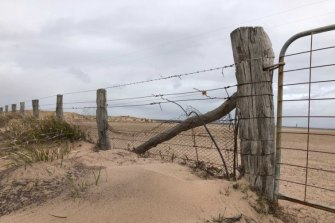 East Gippsland has been particularly hard hit by the drought.