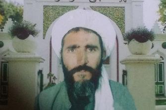 Haji Sardar Khan.