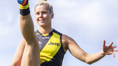 New Tigers AFLW coach eyes midfield spot for Brennan