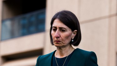 NSW Premier Gladys Berejiklian is facing ongoing scrutiny over her relationship with Daryl Maguire.