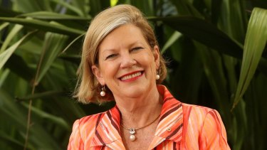 Carnival Australia chairwoman Ann Sherry is also heading NAB's search for the bank's new chief executive.