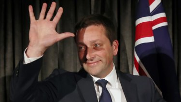 Looking elsewhere? Former Victorian Liberal leader Matthew Guy.