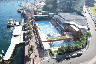 North Sydney Council changed the proposed design due to heritage concerns.