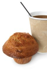 Put down that muffin and get back to work. For free.