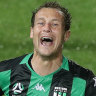 Diamanti, Mombaerts honoured as A-League player and coach of the year