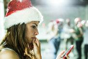 Seasonal loneliness is surprisingly widespread.