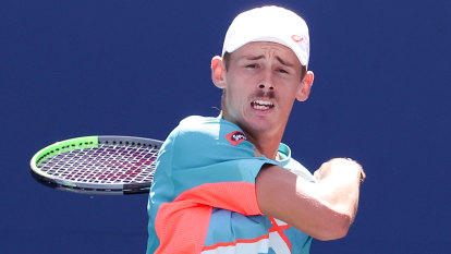 De Minaur is drawing inspiration from Australia's best, and that's saying something