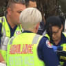 Girl, 6, critical after being hit by van in south-west Sydney