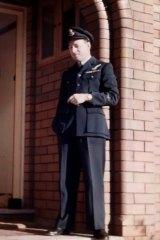 John Eppel circa 1946.