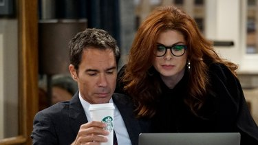 Will and Grace rebooted