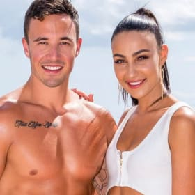 Love Island's Tayla and Grant call it quits, two weeks after winning $50,000