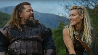 The second season of Norsemen is on Netflix now.